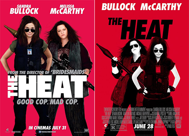 The-Heat-poster - Last Movie You've Watched - Youtube Replay