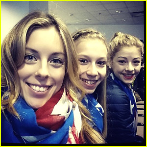 ashley-gracie-polina-react-olympics