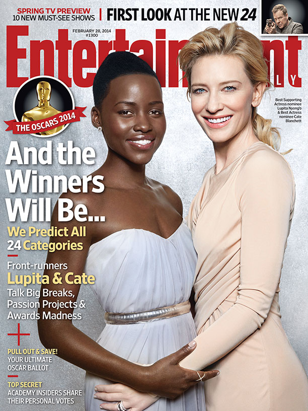 Lupita-Nyongo-Cate-Blanchett-Entertainment-Weekly-February-2014-BellaNaija