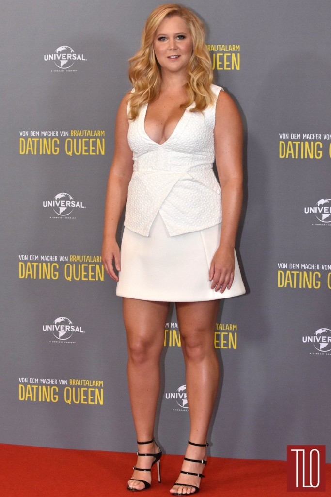 But Amy Schumer and her boobs continue to make the world a better place.
