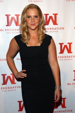 Any time Amy Schumer wants to marry me, all she has to do is ask.
