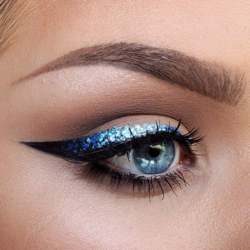 that's some next level kind of makeup
