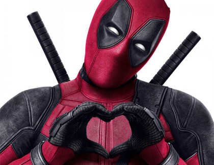 deadpool heart hands