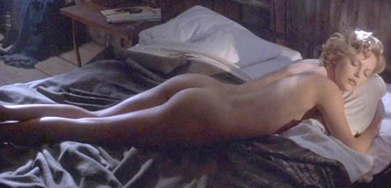 Charlize Theron Naked Push Ups